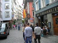 Casco antiguo de Zúrich, Suiza, Old Town Zurich, Switzerland, Vieille ville Zurich, Suisse, vuelta al mundo, round the world, La vuelta al mundo de Asun y Ricardo