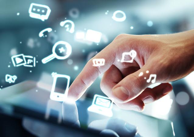 Hasil gambar untuk Komunikasi digital