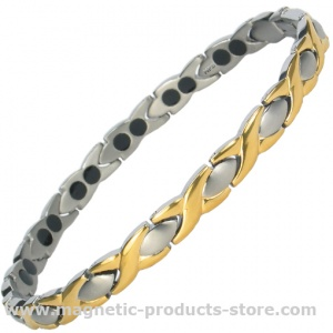 MPS™ ALIOTH SUPPER GS Titanium Magnetic Bracelet
