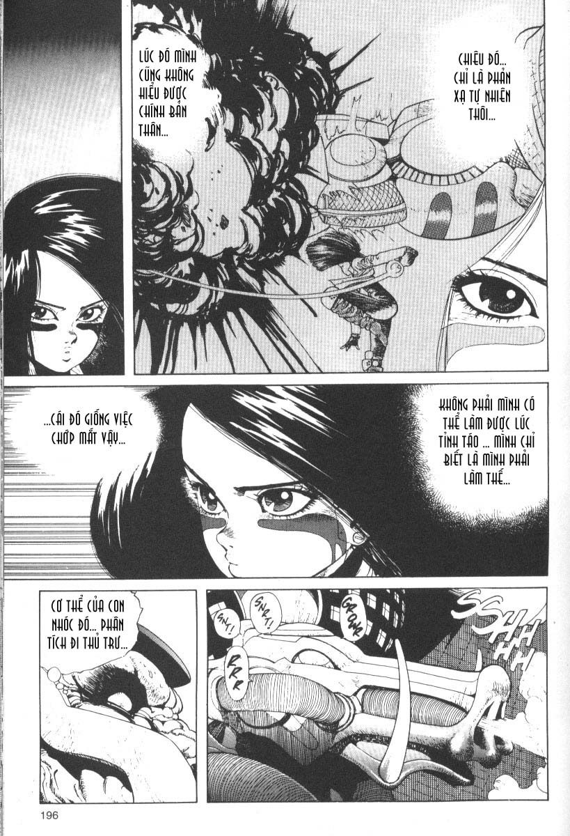 Battle Angel Alita chapter 06 trang 3