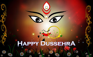 Happy Dussehra 2017: Dussehra is a festival is celebrated by Hindus. This festival indicates victory of Good over Evils. In this occatission People fire statue of Ravan.   People celebrate Vijayadashami too, on this day. Goddess Durga is believed to have attained victory over the demon Mahishasura after fighting him for 10 days and nine nights.