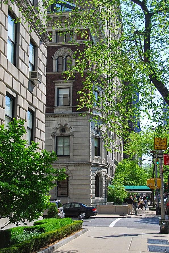 Upper East Side building New York