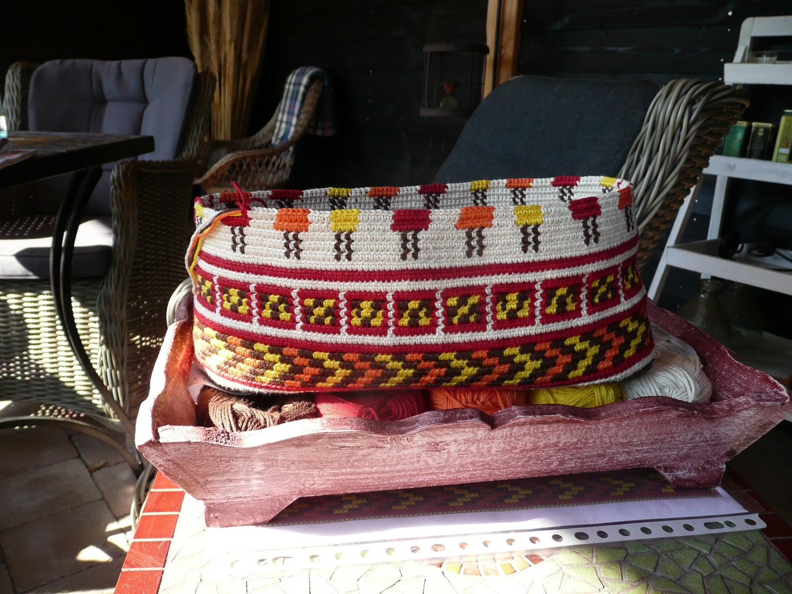 Veras Home Made Ovale Mochila En Kapschuur