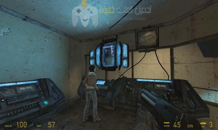 تحميل لعبة هاف لايف Half Life 2 مضغوطة برابط مباشر