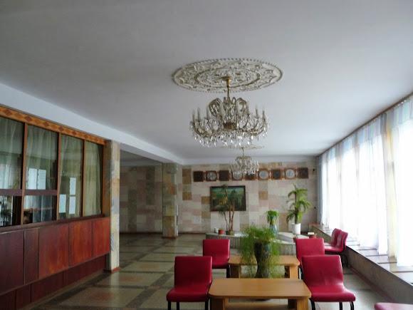 Белгород-Днестровский. Гостиница «Русь»