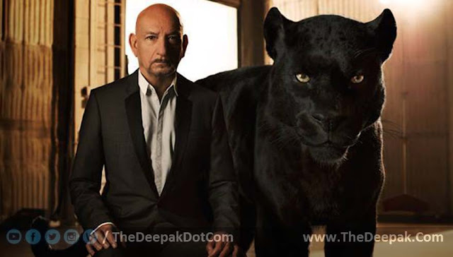 The Jungle Book 03 - Bagheera The Panther Voiced by Ben Kingsley