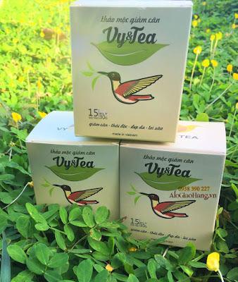 Công dụng của trà thảo mộc Vy & Tea
