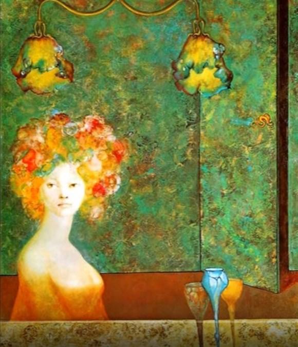 Heroínas: Leonor Fini artista y pintora surrealista
