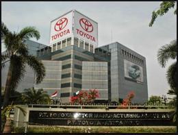 Lowongan Kerja PT Toyota Motor Manufacturing Indonesia Terbaru