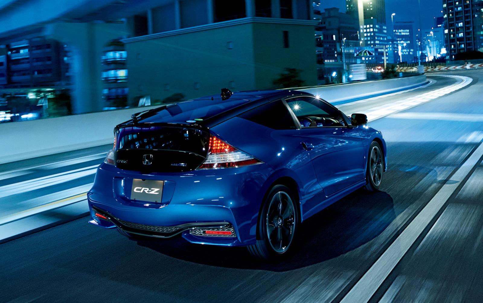 Honda CR-Z là một sự vội vàng của Honda?