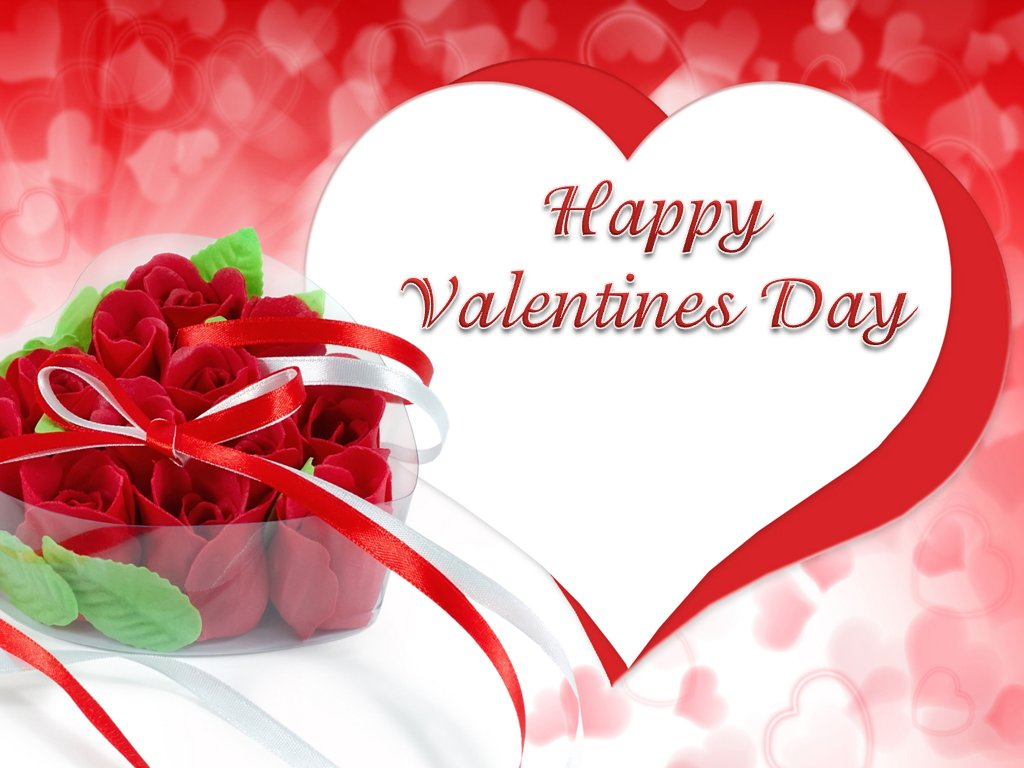 Happy Valentine Day Hd Wallpaper Free Download 2013