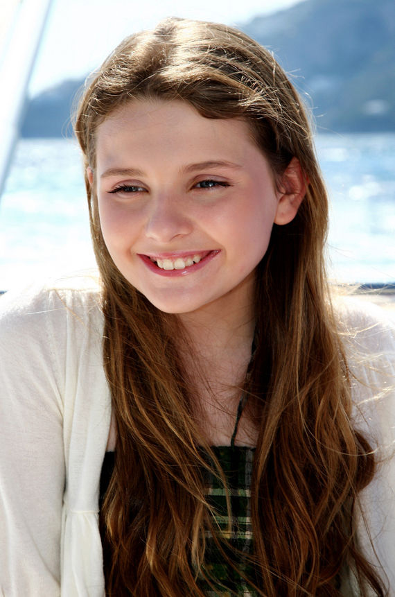 Hot In Celebrity Circles: Abigail Breslin Photoshoot - 2008 Gallery 2