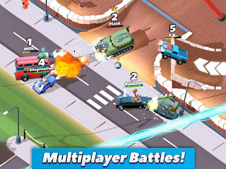 Download Crash of Cars Apk Mod v1.1.03 5