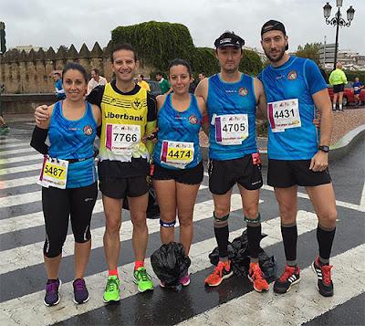 Atletismo Aranjuez en Córdoba