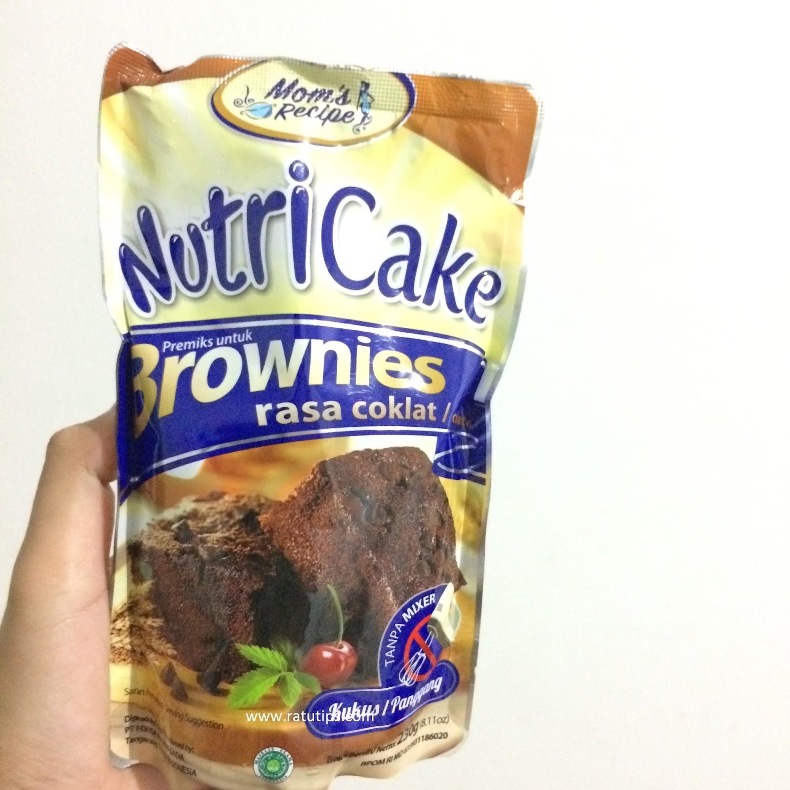 Cara Membuat Brownies Coklat yang Enak dan Murah ...