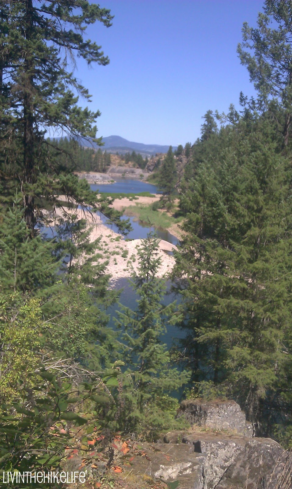 Livin The Hike Life Q Emiln Park Post Falls Idaho