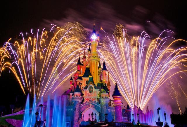 Disney Dreams - encerramento