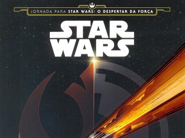 Resenha: Star Wars: Estrelas Perdidas - Jornada para Star Wars: O Despertar da Força O Despertar da Força #2 - Claudia Gray