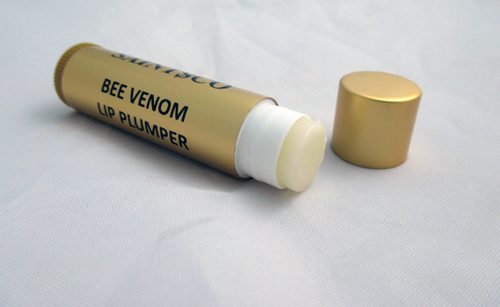 http://www.saintsco.com/bee-venom-products/30-bee-venom-lip-plumper.html