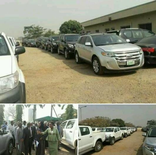 ICPC Recovers 40 Vehicles From Ex-Directors of Ministry Of Water Resources