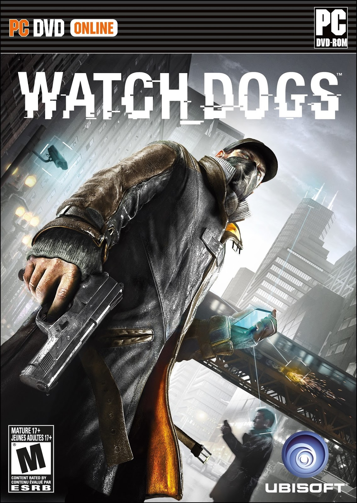 Download Watch Dogs PC GAME ~ GETPCGAMESET