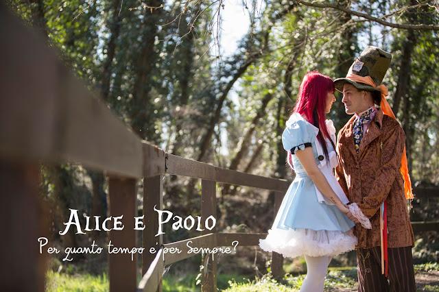 [Engagement] Alice (e Paolo) nel paese delle meraviglie