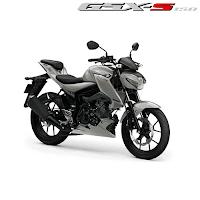 Pilihan Warna Suzuki GSX 150S