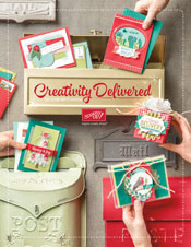 Stampin' Up! Seasonal Autumn / Winter 2017 Catalogue