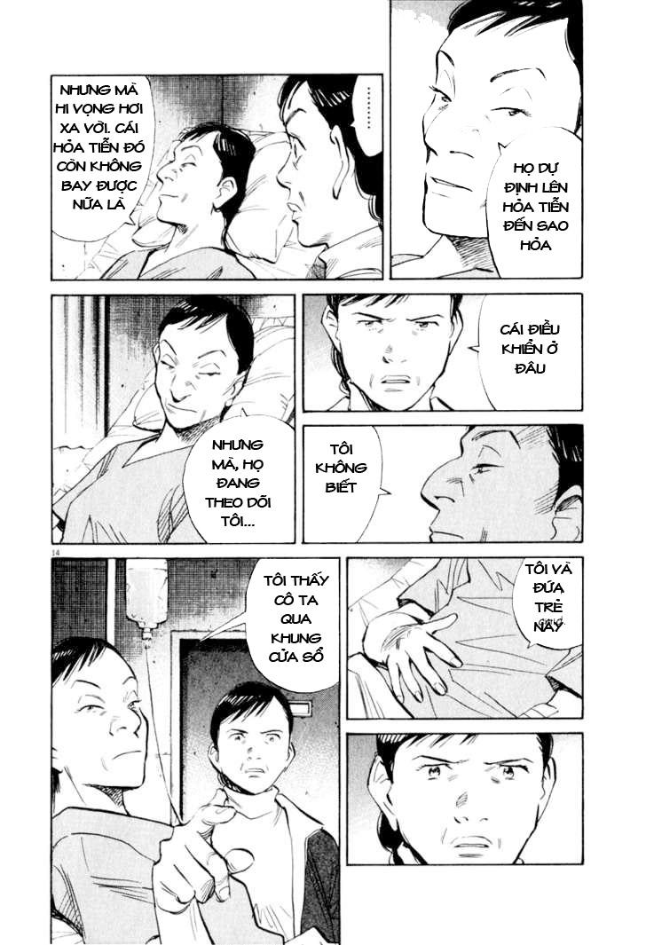 21st Century Boys chap 10 trang 16