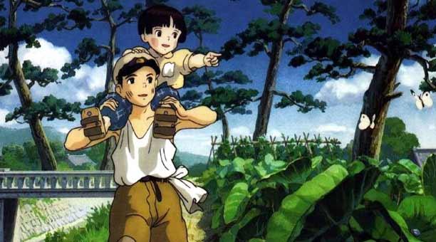 Daftar Rekomendasi Anime Sedih Terbaik - Grave of the Fireflies