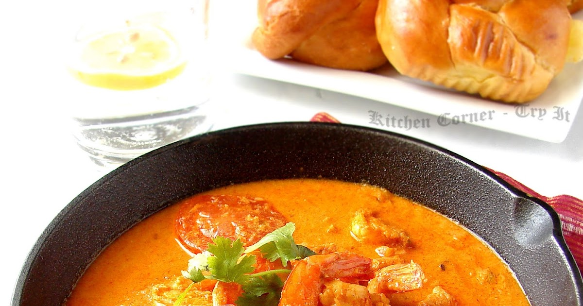 Kitchen Corner-Try It: Goan Shrimp Curry