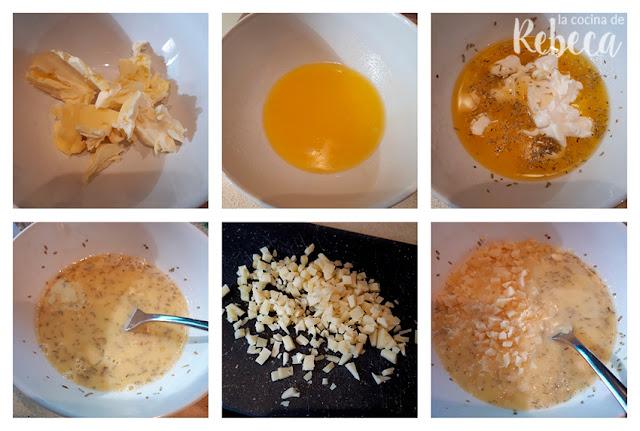 Receta de milhojas de patata 01