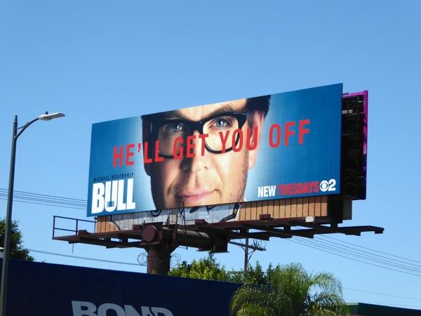 Bull series premiere billboard