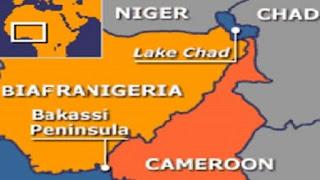 Bakassi PENINSULA CAMEROON