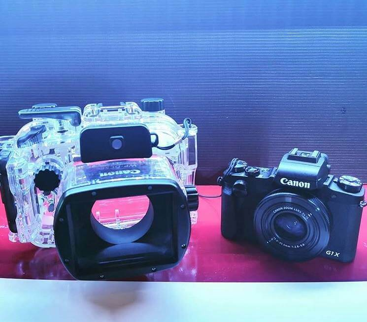 Canon Powershot G1X Mark III Unveils in PH for Php64,998