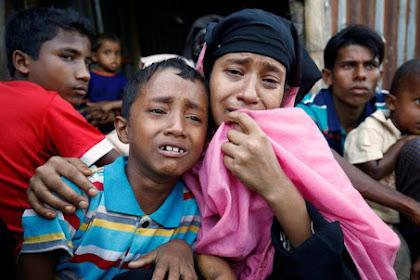 Biadab, Mimpi Buruk Wanita Rohingya Saat Tentara Myanmar Datangi Rumah Mereka