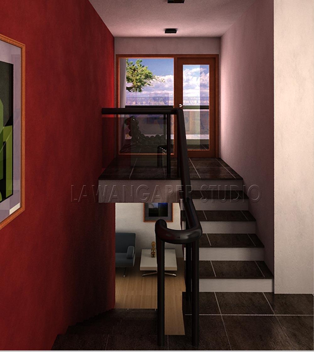 Gambar design interior rumah type 36 72 contoh z - Gambar interior design ...