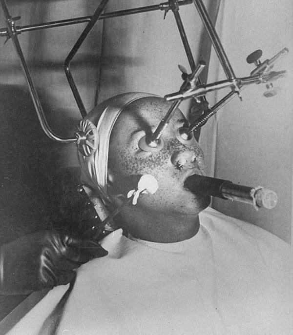 extranas tecnicas de belleza anos 30 siglo xx