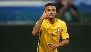 Brasil vs Chile 3-0 Kualifikasi Piala Dunia 2018