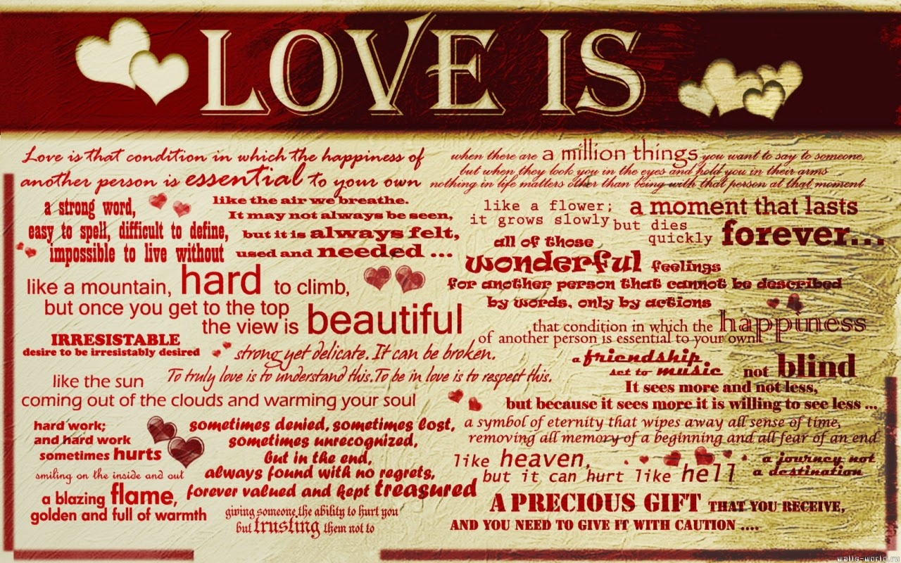 Love Lines Poems Sayings Quotes Messages In Wall