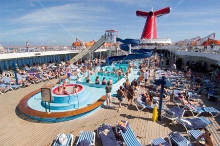Family Fun aboard a Cruise Ship
