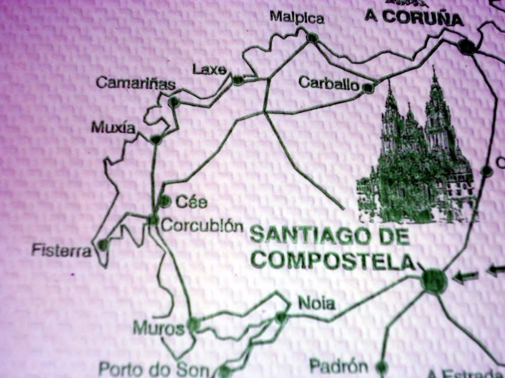 Travelphotobox De Santiago De Compostela A Finisterre En Autobús Galicia