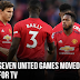 SEVEN MANCHESTER UNITED GAMES MOVED FOR TV AND FIXTUERS CHANGE