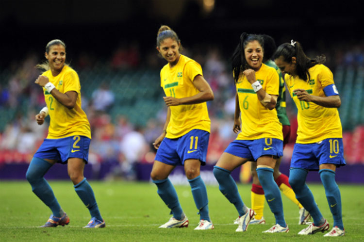 O que esperar do Futebol Feminino na Rio 2016  cd565404e0771