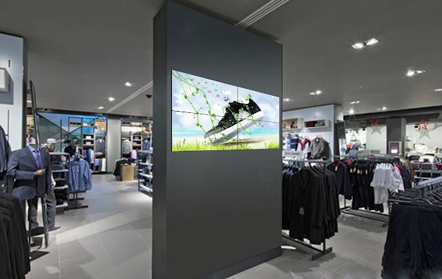 pantalla, digital signage, retail, digitallización, tienda