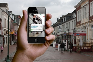how does augmented reality work on iphone