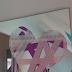 Coeur en masking tape