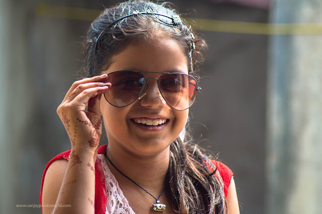 goggle girl
