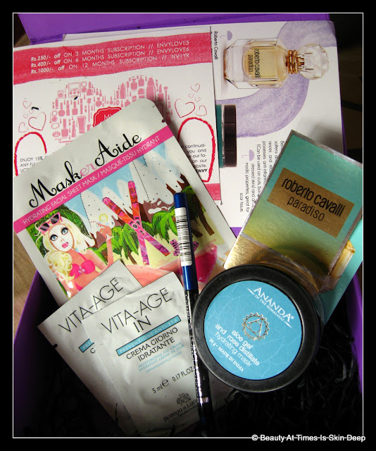 My Envy Box July 2015