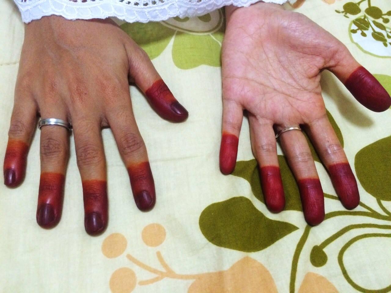 Noraz Inai Merah Tulen PURE HENNA
